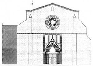 Fachada Convento