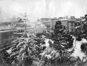 Convnto San Francisco 1884